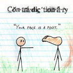 Contradictionary - Face