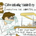 Contradictionary - Hamster Wheel